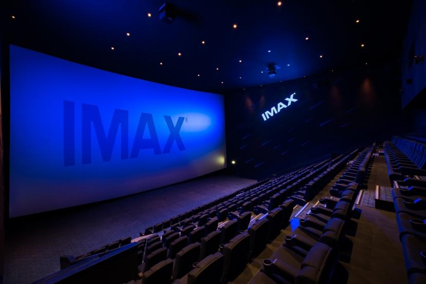 IMAX screens