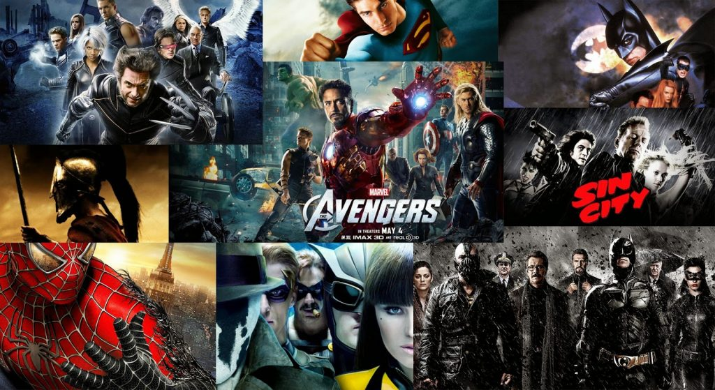 Top Hollywood Action Movies of 2019