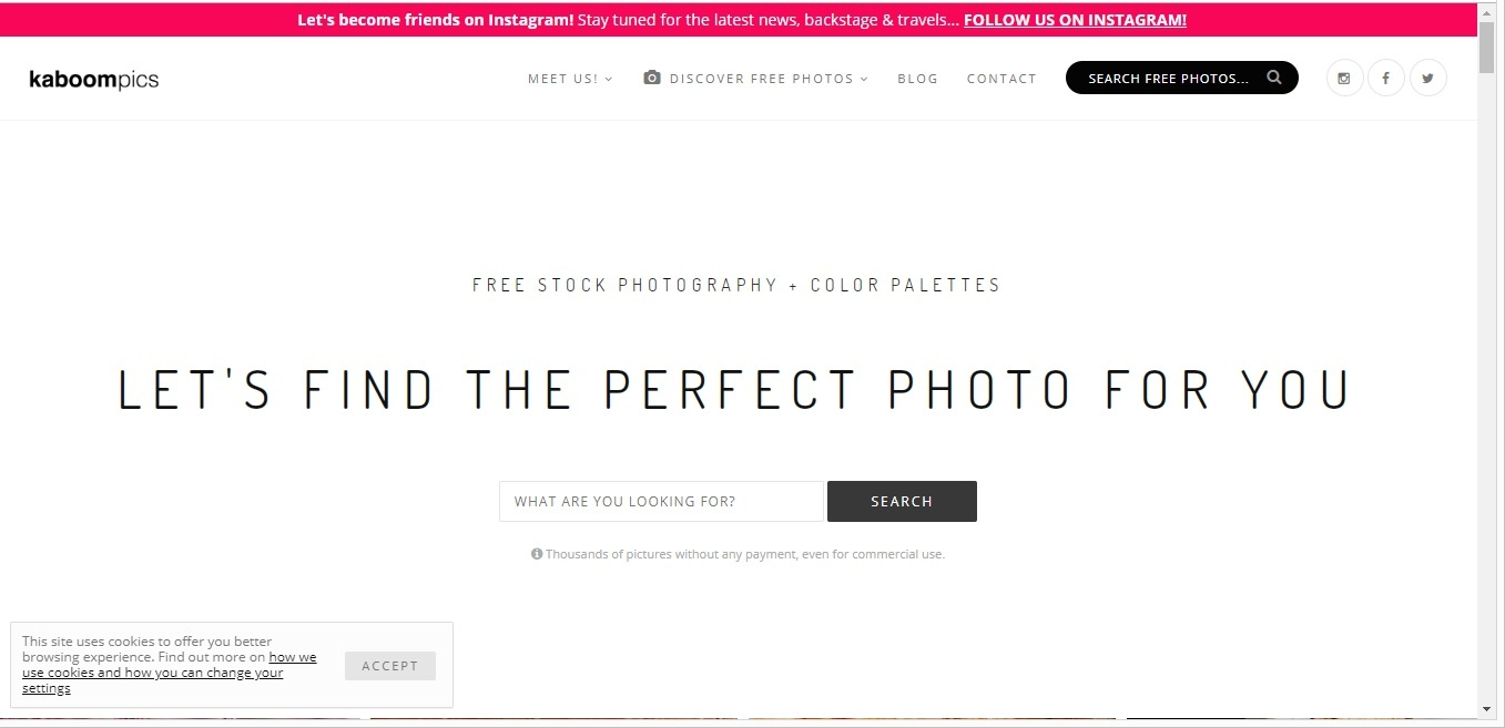 Best website for royalty free images